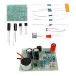 Оригинал              Переключатель управления звуком и светом Набор Clap Switch Задержка управления звуком и светом DIY Электронное производство Набор