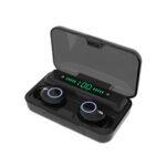 Оригинал              Bakeey F9 TWS True Wireless Bluetooth 5.0 Наушники Hi-Fi Стереозвук Двусторонние вызовы Наушник Спортивные Водонепроницаемы Гарнитура
