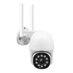 Оригинал              GUUDGO 10 LED свет HD 1080P WIFI IP камера Беспроводная двусторонняя аудиосвязь камера H.264 PTZ Автоматическое слежение за ночным видением камера