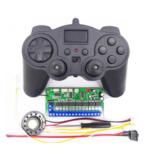 Оригинал              16CH 2.4G 12V Дистанционное Управление Приемник Набор для экскаватора модели DIY Игрушка Авто Робот