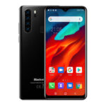 Оригинал              Blackview A80 Pro Global Bands 6,49 дюйма HD + Waterdrop Дисплей 4200 мАч Android 9,0 13 МП Quad Задняя панель камера 4 ГБ 64GB Helio P25 Octa Core 4G Смартфон
