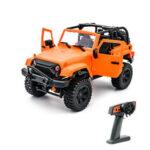 Оригинал              F1 F2 1/14 2.4G 4WD RC Авто для внедорожников Jeep с Светодиодный подъемной тележкой модели RTR