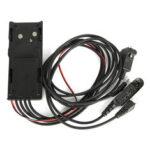Оригинал              Кабель для программирования 5 в 1 Линия 5 в 1 для Motorola GP88 GP300 GP328 GP328 Plus GP88S GM300 GP2000 GP3188 CP150 CB Авто Мобильный Радио