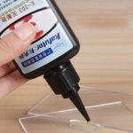 Оригинал              Kafuter K-303 50мл UV клей акриловый прозрачный клей UV клей для отверждения клей для стекла