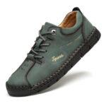 Оригинал              Мужская ручная строчка из микрофибры Soft подошвенная нескользящая обувь