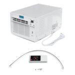 Оригинал              1100W 220V Оконный кондиционер Охлаждение Охлаждение Отопление Дистанционный