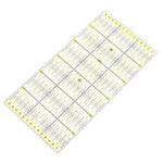 Оригинал              30×15 см Акриловая Лоскутная Линейка Шитье Ткань Портной Craft DIY Измерения Инструмент