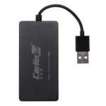 Оригинал              Беспроводной Bluetooth Дисплей USB Dongle Черный Для IPhone Carplay Android Режим Автолинк
