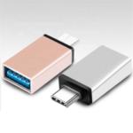 Оригинал              Bakeey USB Type C Male to USB A 3.0 Женский адаптер конвертера OTG для Huawei P30 P40 Pro Xiaomi Mi10 Redmi Note 9S S20 + Note 20
