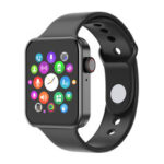Оригинал              [Dual UI Дисплей] Bakeey MIGO 1,54-дюймовый AMOLED-экран Сердце Оценить артериальное давление SpO2 Монитор Погода Push Music Control Smart Watch