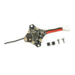 Оригинал              F3_EVO_BRUSHED 1S 3,7 В Контроллер полета 29 мм Встроенный Frsky/Flysky Приемник RX для Eachine Turbine QX70 DIY Micro FPV Racer Дрон
