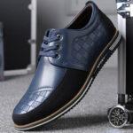 Оригинал              Мужская повседневная обувь из микрофибры с нескользящей кожей Soft