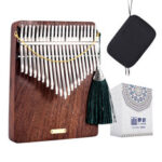 Оригинал              LingTing LT-K21W 21 клавиша Kalimbas Mbira Thumb Piano (шепот дождя)