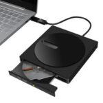Оригинал              Deepfox Type C USB3.0 Внешний CD DVD RW Оптический дисковод DVD Burner DVD Writer Super Drive для ноутбуков ноутбуков