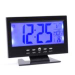 Оригинал              Цифровая сигнализация Часы с LCD Дисплей с подсветкой с подсветкой электрическая Часы