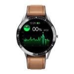 Оригинал              Bakeey S1 Bluetooth-телефонный звонок Сердце Оценить артериальное давление Кислород Монитор Погода Дисплей Музыка Contorl Смарт-часы