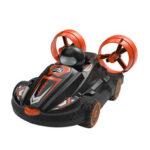 Оригинал              JJRC Q86 2 В 1 RC Самолет-Самолет-Самолет Лодка Stunt Drift Авто Модель Автомобиля РТР Детские Игрушки