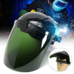 Оригинал              Pro Солнечная Приведенный в действие автоматический затемняющий сварочный шлем дуговая шлифовка Маска Зеленый