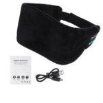 Оригинал              Sleeping Eye Маска Беспроводная гарнитура для наушников с повязкой на глаза + динамик Bluetooth 5,0