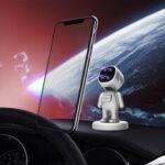 Оригинал              Bakeey Universal Strong Magnetic Авто Подставка для телефона Astronaut Magnetic GPS Кронштейн для мобильного телефона Авто Внутренние аксессуары для Samsung Galaxy Note 20 Ul