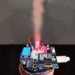 Оригинал              Модернизированный электронный модуль DIY увлажнителя производственные детали СТК8Г-распылитель разделяет Набор