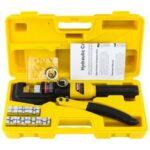 Оригинал              YQK-70 4-70 мм2 Давление 8T Гидравлический обжим Инструмент Клещи для обжима кабельных наконечников Гидравлическое сжатие Инструмент