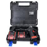 Оригинал              Аккумуляторные электрические секатор 88V Secateur Сад Нож для обрезки веток + 2 Батарея