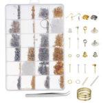 Оригинал              Ожерелье Браслет Серьги Комплект украшений DIY Изготовление Набор Изготовление украшений ручной работы