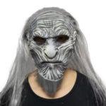 Оригинал              Хэллоуин страшная ночь король зомби Латекс маски костюм для вечеринки реквизит косплей маска белых ходоков