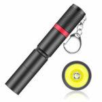 Оригинал              XANES® 530B XPE 150LM 3-режимный простой в эксплуатации мини-карманный фонарик портативный Брелок Легкий тактический мини-фонарик для стоматолога