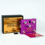 Оригинал              Joyo R-16 Педаль вокальной гитары Эффект реверберации Выходная мощность наушников IN 48 В 9 LAB Phantom Поддерживает акустический ревербератор