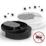 Оригинал              3life BYQ-120BE Электрическая ловушка для мух Анти Москитная автоматическая USB-зарядка для борьбы с насекомыми-вредителями от Xiaomi Youpin