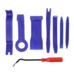 Оригинал              Разборка Инструмент Авто Снятие облицовки Инструмент Набор Панель двери Pry Dash Набор внутренних зажимов пластик
