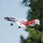 Оригинал              MinimumRC Flycat 340 мм размах крыла KT Foam Mini RC Airplane Racer KIT с EDF / EDF + сервоприводы