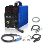 Оригинал              MIG-250 MIG TIG ARC Сварочный аппарат Mig250 Газовый безгазовый сварочный аппарат 220V Сварочный аппарат MIG