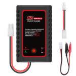 Оригинал              HTRC N8 Батарея Зарядное устройство 20 Вт 2A Компактное зарядное устройство переменного тока для 2S-8S Nimh / Nicd Батарея