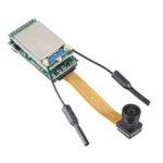 Оригинал              IDC-RF WIFI885 5,8G 16CH 3,8 ~ 5,5 В 4K 800MP 1080P HD WiFi беспроводной модуль передатчика VTX для RC Дрон