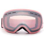 Оригинал              4 цвета противотуманные лыжные очки прозрачные двойные линзы зимние лыжи сноуборд снег Очки