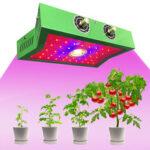 Оригинал              1200 Вт Full Spectrum LED Растение Лампа для выращивания цветов в помещении 85-265 В