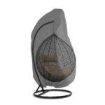 Оригинал              190/230 см полиэстер качели подвесное кресло яичная скорлупа пылезащитный чехол Водонепроницаемы UV устойчивый прочный чехол