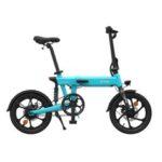 Оригинал              [EU Direct] HIMO Z16 10Ah 36V 250W Мопед Электрический велосипед Складной велосипед 25 км / ч Максимальная скорость 80 км Пробег Максимальная нагрузка 100 кг