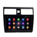 Оригинал              YUEHOO 10,1 дюймов Android 10,0 Авто стерео Радио мультимедийный плеер 2G / 4G + 32G GPS WI-FI 4G FM AM RDS Bluetooth для Suzuki Swift 2005-Up