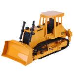 Оригинал              Double E E579 1/20 2,4G 9CH RC погрузчик трактор бульдозер свет звук инженерные модели транспортных средств игрушки для детей