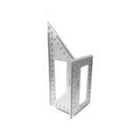 Оригинал              Многофункциональная линейка с квадратным углом 45/90 градусов для измерения деревообработки Инструмент