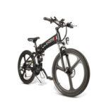 Оригинал              LAOTIE PX7 48V 10Ah 350W 26in Складной электрический мопед велосипед 35 км / ч Максимальная скорость 80 км Пробег E-Bike горный велосипед