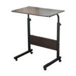 Оригинал              Регулируемый стол для ноутбука Съемный стол для ноутбука Портативная тележка, диван-кровать, поднос, компьютерная полка, база