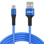 Оригинал              ENKAY ENK-CB302 2.4A Кабель для передачи данных Micro USB Fast Cahrging для ASUS ZenFone Max Pro (M1) ZB602KL