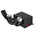 Оригинал              800W 12V 24V 3-Hole Auto Авто Нагреватель Тепловой вентилятор охлаждения Дефростер автомобиля