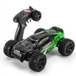Оригинал              JJRC Q122A RTR 1/16 2,4G 4WD 36 км / ч RC Авто Автомобили Dual Батарея Модели с полным пропорциональным управлением