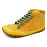Оригинал              Женские Plus Размер Круглый носок Спереди на шнуровке Нескользящие Плоские Повседневные лодыжки Ботинки
